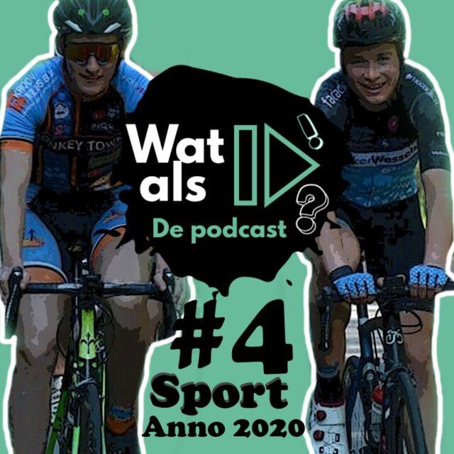 Sport anno 2020 – Aflevering 4 – Seizoen 1