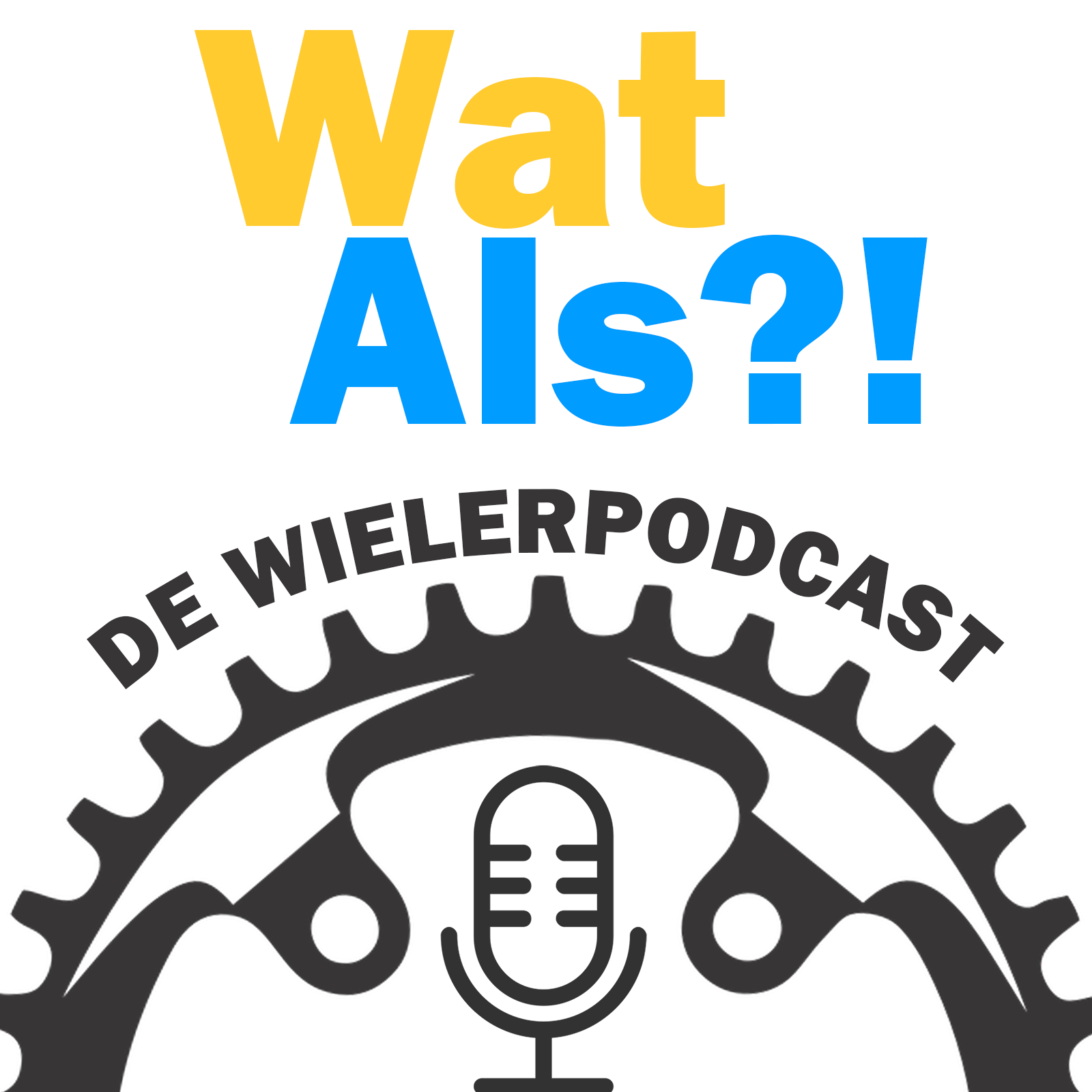 Logo wat als de wielerpodcast